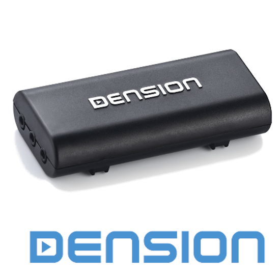 "Dension ""Compact BT"""
